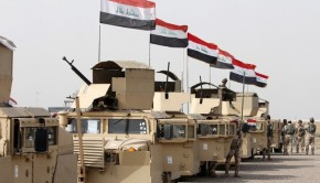 VIDEO: Iraqi Army, Popular Forces Advance against ISIS Militants in Mosul