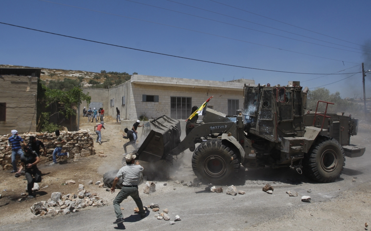 izraeli-buldozer
