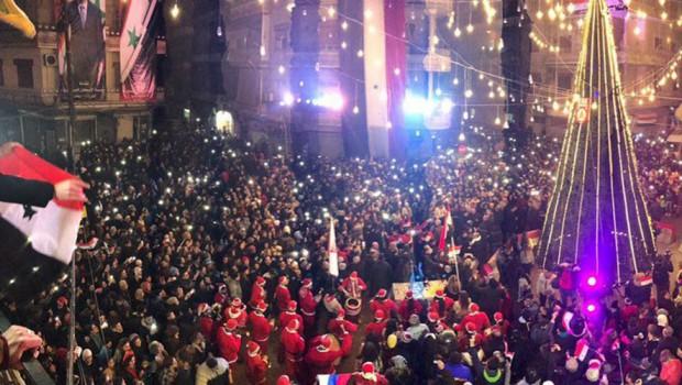 Aleppoi Karácsony: Muszlimok és keresztények közösen ünnepelnek