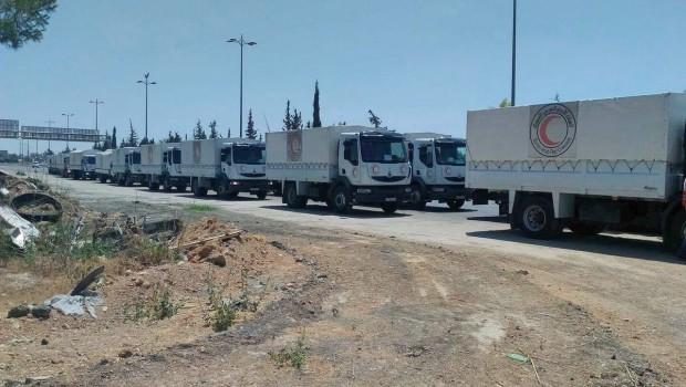 Nincsenek meg a segélykonvoj elleni támadás elkövetői