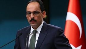Ibrahim Kalin török elnöki szóvivő