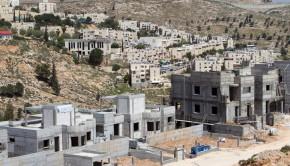 ciszjordánia illegális telepek izrael