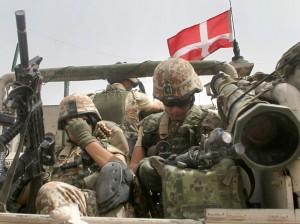dán katonák irak