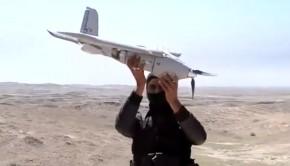 drón iszlám állam
