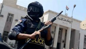 egyiptom rendőr