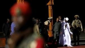 gambia elnök