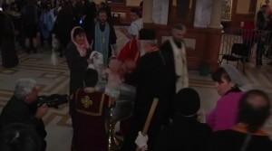grút keresztények keresztelő