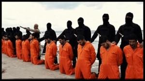 isis líbia 21 kopt