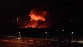 izraeli támadás damaszkusz 3