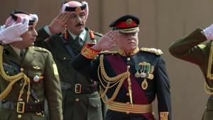 jordán király II. abdallah
