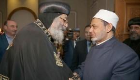 kopt pápa azhar mufti 2