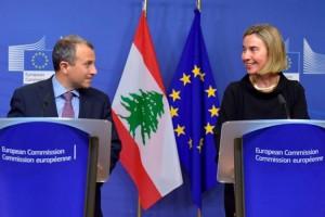 libanon európai unió eu