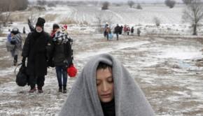 menekültek szerbia