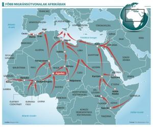 migrans-szahara-terkep-afrika