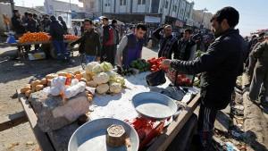moszul piac irak