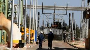 palesztina gáza áram
