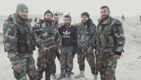 palmyra syria army