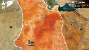 rakka térkép2017.01.19. szíria