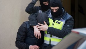 spanyol rendőrség