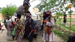tálibok afganisztán