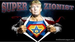 trump izrael