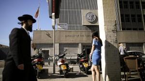 usa nagykövetség telaviv izrael