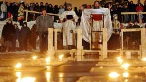 vízkereszt ortodox keresztény