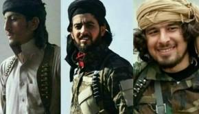 vahabita terrorista vezérek szíria