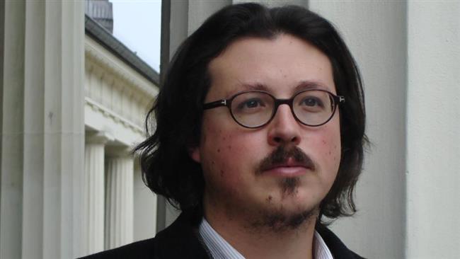 David Engels, a Brüsszeli Szabad Egyetem történésze