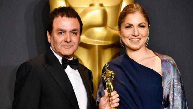 Dr. Firouz Naderi és Anousheh Ansari