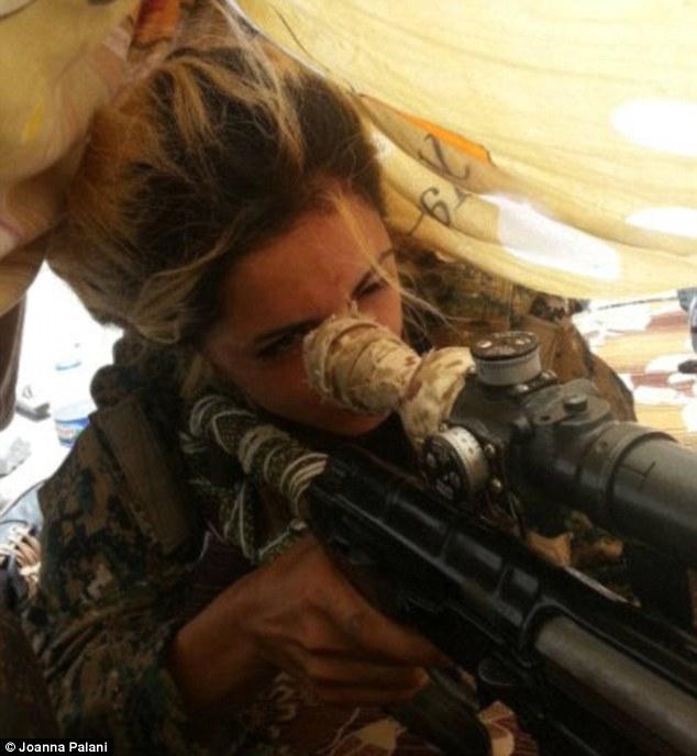 kurd lány dánia 2