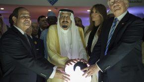 Fotó: Bandar Algaloud / Saudi Royal Co/Anadolu Agency