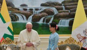 pápa mianmar