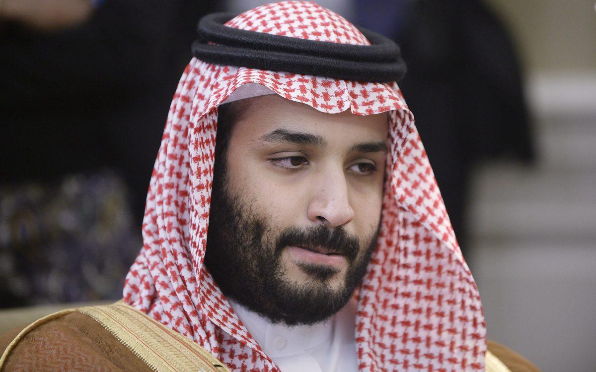 A szaúdi trónörökös a külpolitikában is agresszív, de nem mindig sikeres. Fotó: MTI/EPApool/Olivier Douliery)