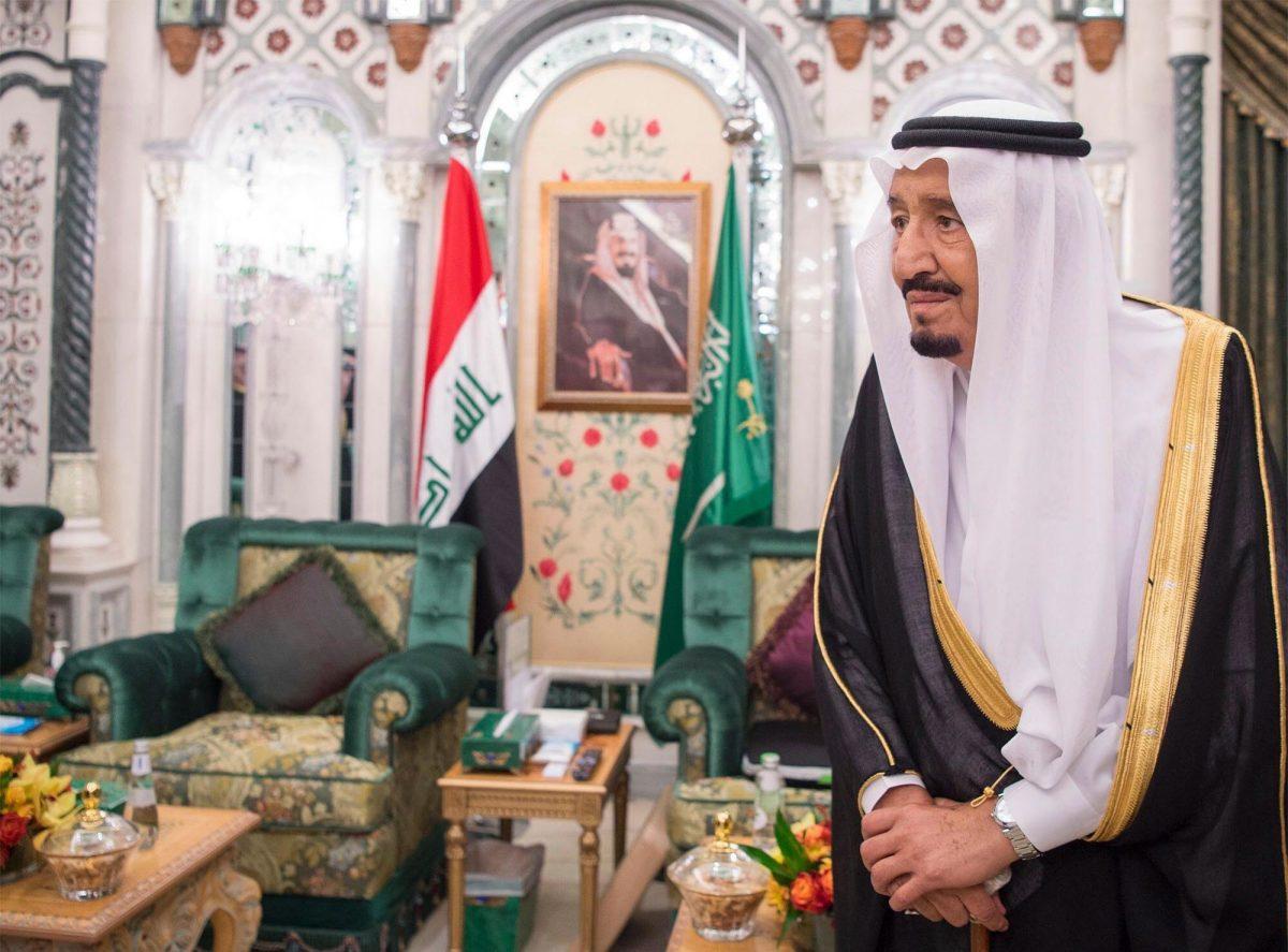 Szalmán bin Abdel-Azíz felrúgta a hagyományokat. Fotó: MTI/EPA/SPA