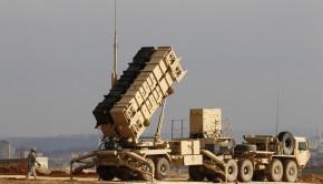 Patriot rakéta rendszer