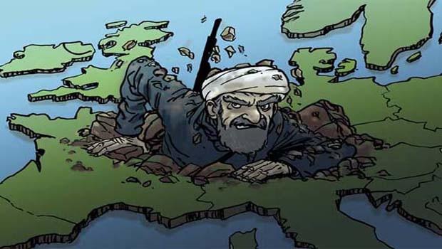 Európaszerte fogtak el Iszlám Államhoz hű dzsihadistákat