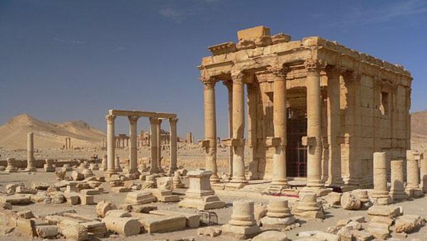 Kétezer éves templomot robbantott fel az Iszlám Állam Palmirában |  Orientalista.hu