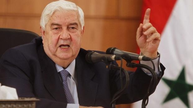 Kemény vádat fogalmazott meg a szíriai külügyminiszter