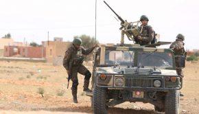 A Tunéziai Hadsereg katonái. Reuters Zoubeir Souissi