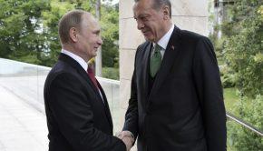 Forrás: Reuters A szíriai konfliktus lehet az együttműködés legnagyobb akadálya