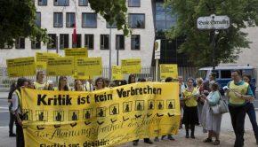 Forrás: Reuters Németországban is szervez Erdogan-ellenes tüntzetésket