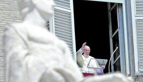 Forrás: MTI/AP/Gregorio Borgia A pápa maga is bevándorolt család gyermeke