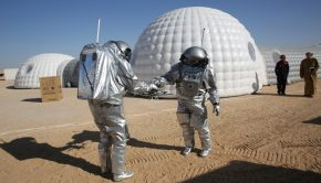 Marskutató szimuláció indult az ománi sivatagban