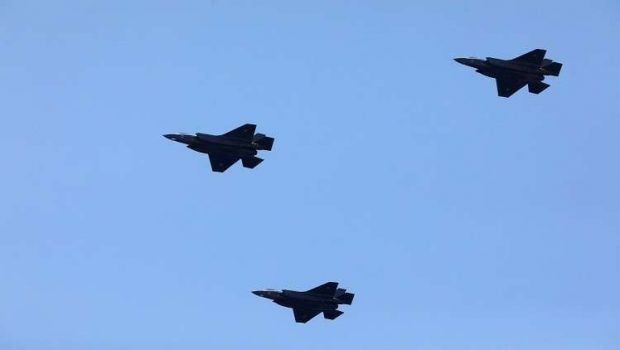 Libanoni légtérből támadta Szíriát az izraeli légierő (videó)